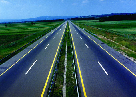 пут за моторна возила