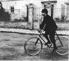 alfred jarry bicycle