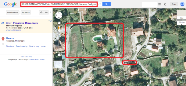 Mareza  Podgorica  Montenegro   Google Maps