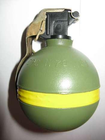 BOMBA RUČNA SPECIJALNA M79 AF-1