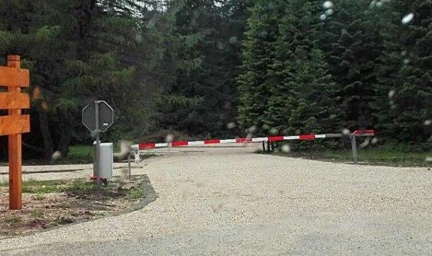 GTZ parkingom na Svjetsku bastinu w